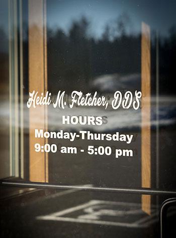 Dr. Heidi Fletcher - Pillager Dental